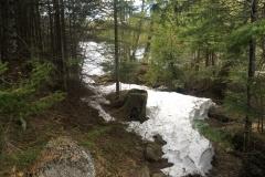 Portage Trail Snow