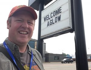 AGLOW- Association of Great Lakes Outdoor Writers