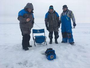 Devils Lake perch