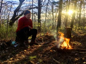 Minnesota Backpacking Richard Dorer State Forest Dispersed camping